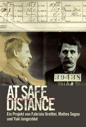 AT SAFE DISTANCE, postcard