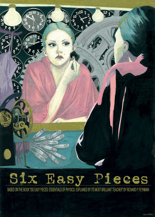 Reynold Reynolds: Six Easy Pieces (Film Poster)