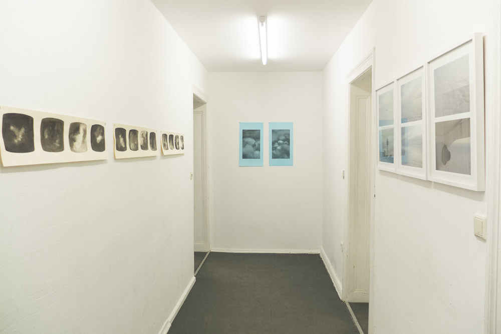 with Works by (from left): Julia Neuenhausen, Andy Graydon, Yuki Jungesblut