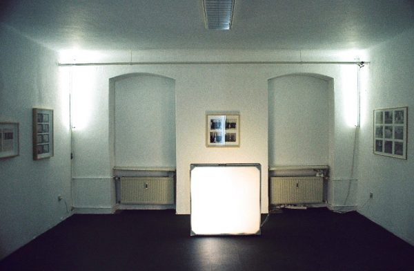AT SAFE DISTANCE - Exhibition View